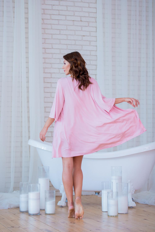 Effetto Халат жіночі модель 0236 Жіночий халат , 2017