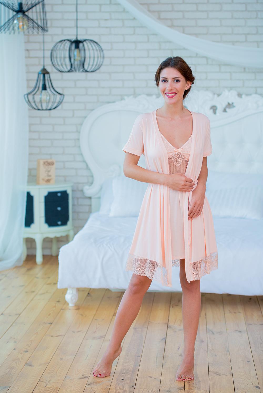 Effetto Халат жіночі модель 0240 Жіночий халат придбати, 2017