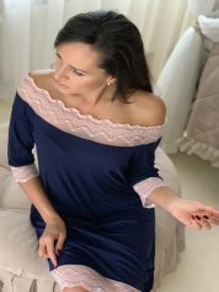 Effetto Нічна сорочка жіночі модель 0272B Жіноча нічна сорочка відгуки, 2017