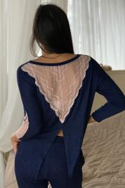 Effetto Піжама жіночі модель 0273 Жіночий домашній костюм ціна, 2017