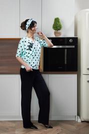 Effetto Піжама жіночі модель 0395 Жіночий комплект , 2017