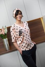Effetto Піжама жіночі модель 0396 Жіночий комплект , 2017
