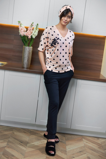 Effetto Піжама жіночі модель 0396 Жіночий комплект якість, 2017