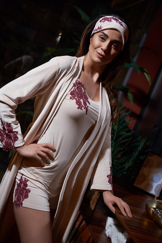 Effetto Халат жіночі модель 0388 Жіночий халат , 2017