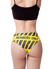 Спідня білизна жіноча Mememe модель UG2-002 - фото