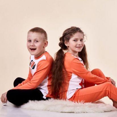 Пижама детские Garnamama модель 2EI~50841-10 качество, 2017