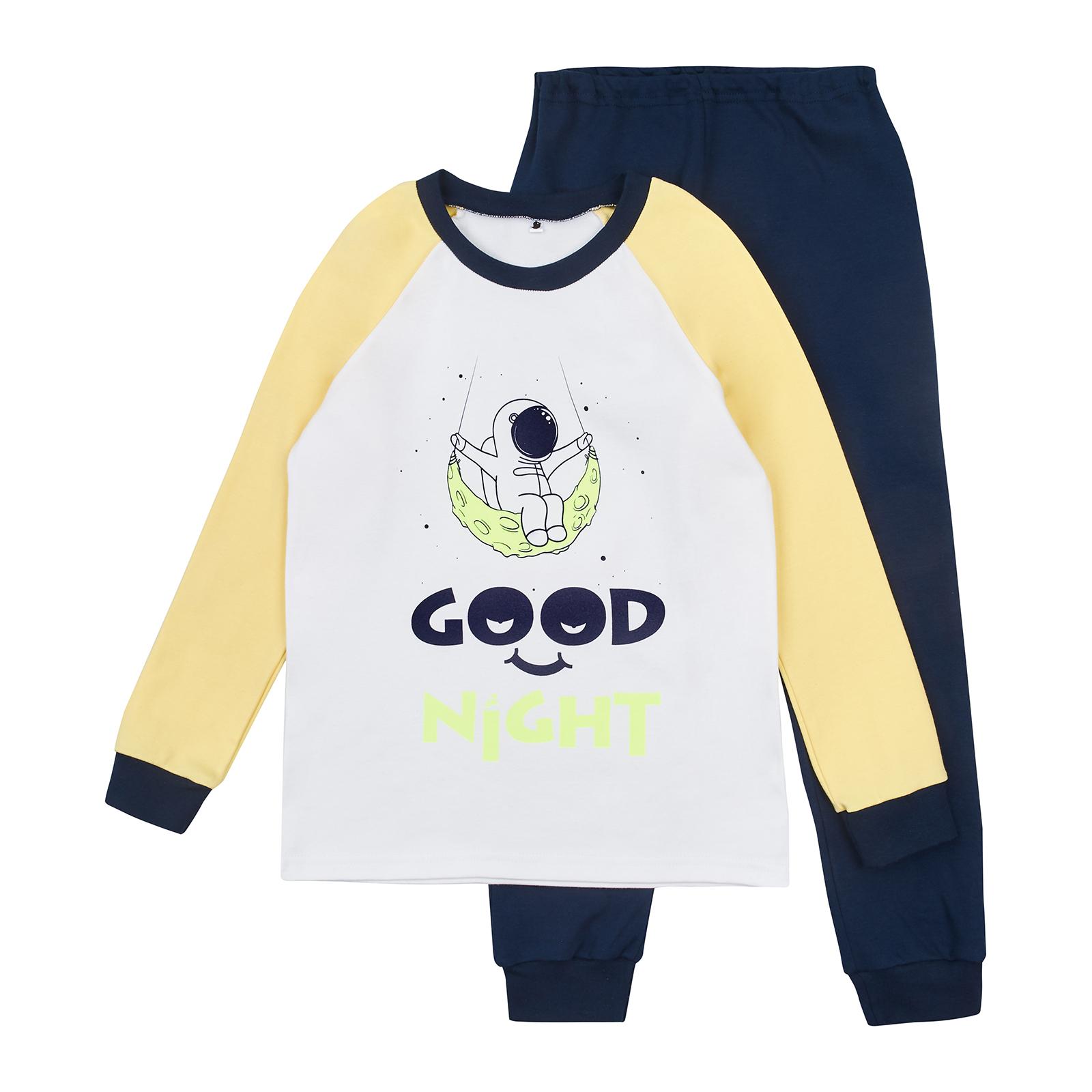 Пижама детские Garnamama модель 2EI~50841-19 отзывы, 2017