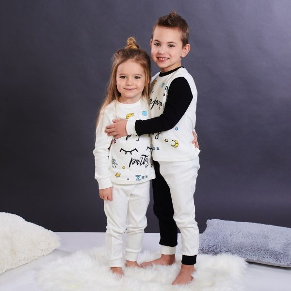 Пижама детские Garnamama модель 2EI~50841-3 характеристики, 2017