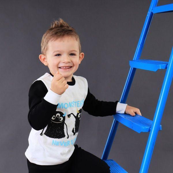 Пижама детские Garnamama модель 2EI~50841-7 приобрести, 2017