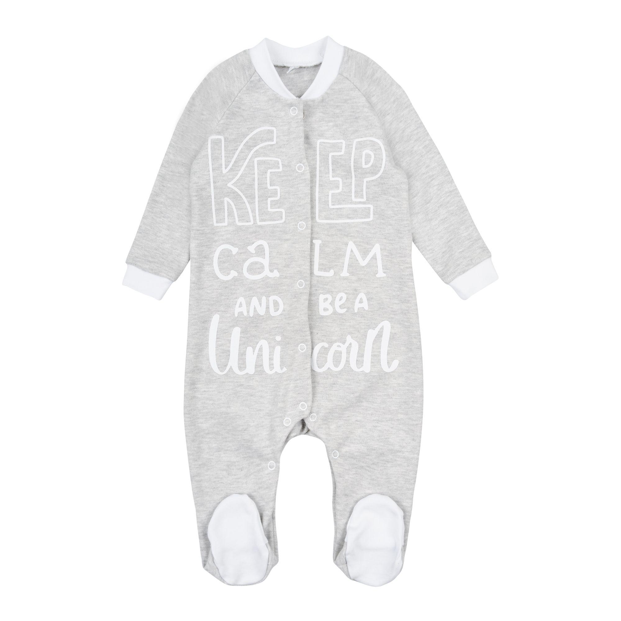 Купить Комбинезон детские модель 2EI~81680-1, Garnamama, Серый