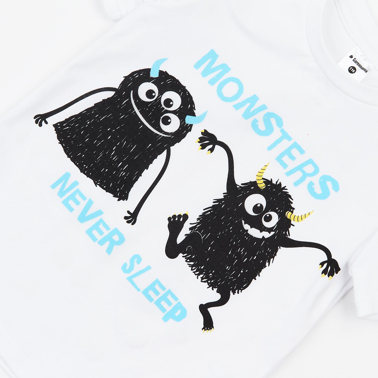 Пижама детские Garnamama модель 2EI~98773-1 приобрести, 2017