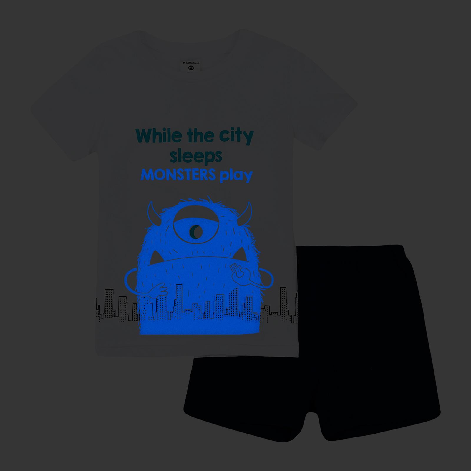 Пижама детские Garnamama модель 2EI~98773-10 характеристики, 2017