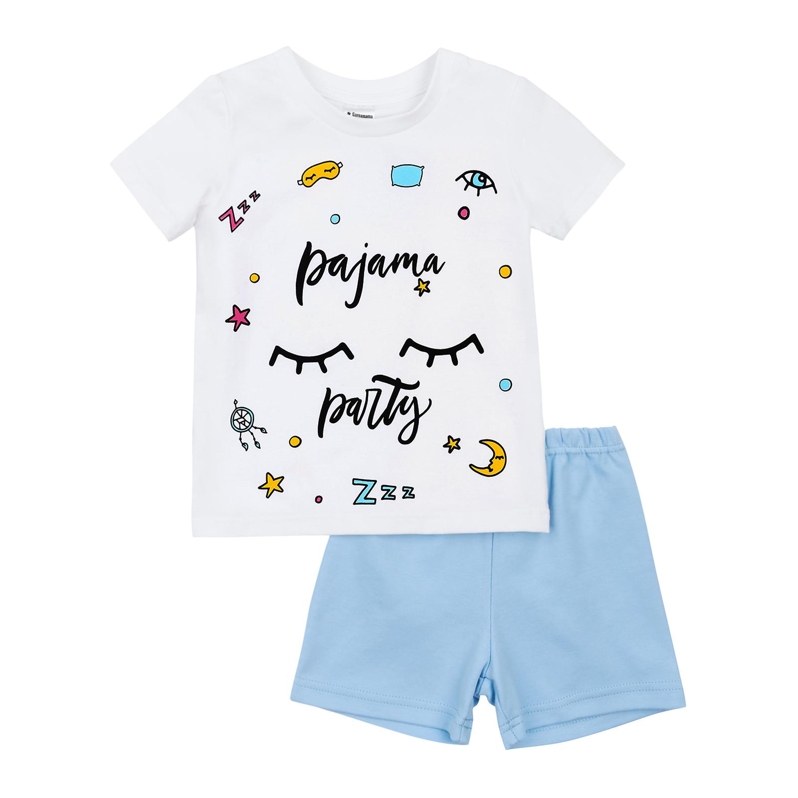 Пижама детские Garnamama модель 2EI~98773-14 отзывы, 2017