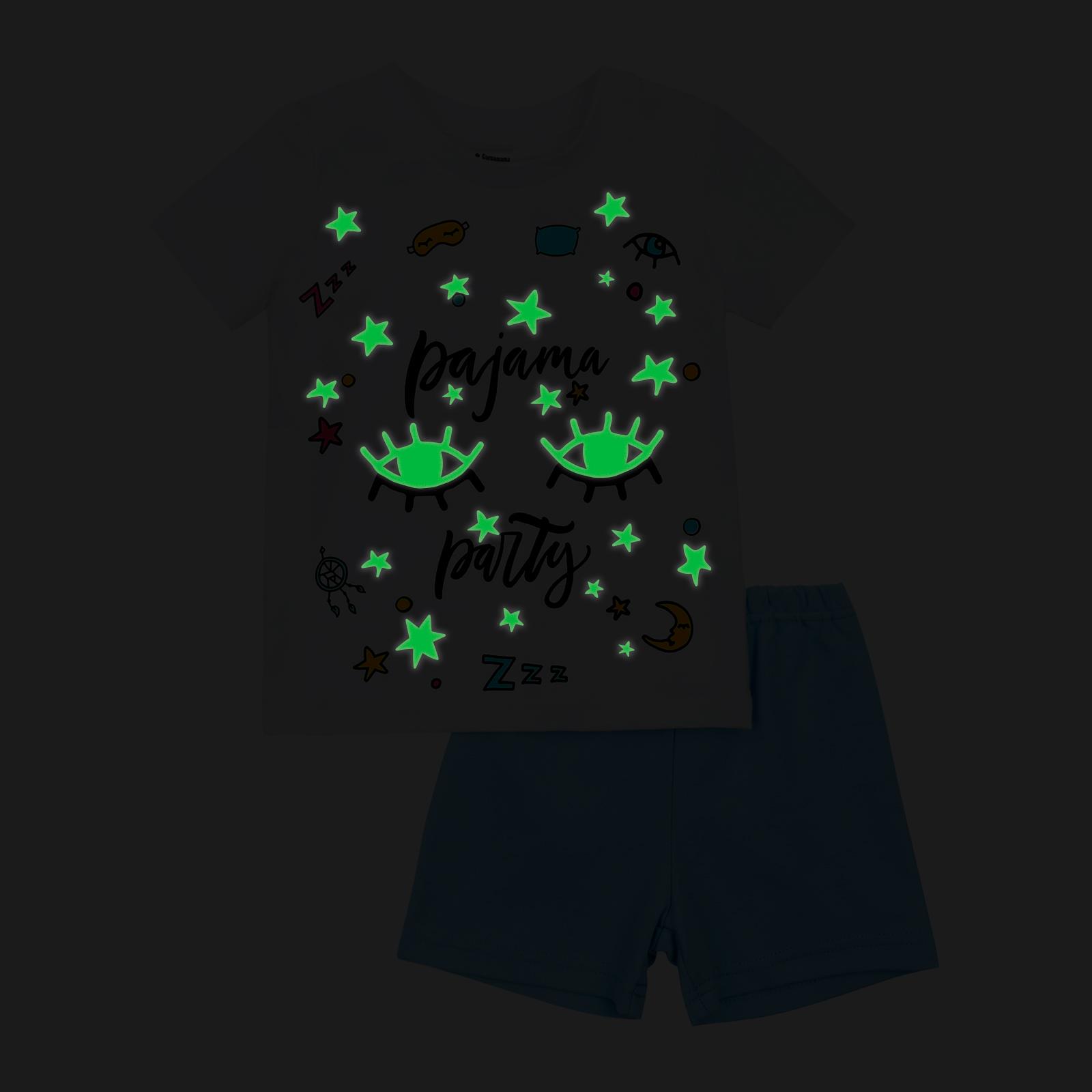 Пижама детские Garnamama модель 2EI~98773-14 , 2017