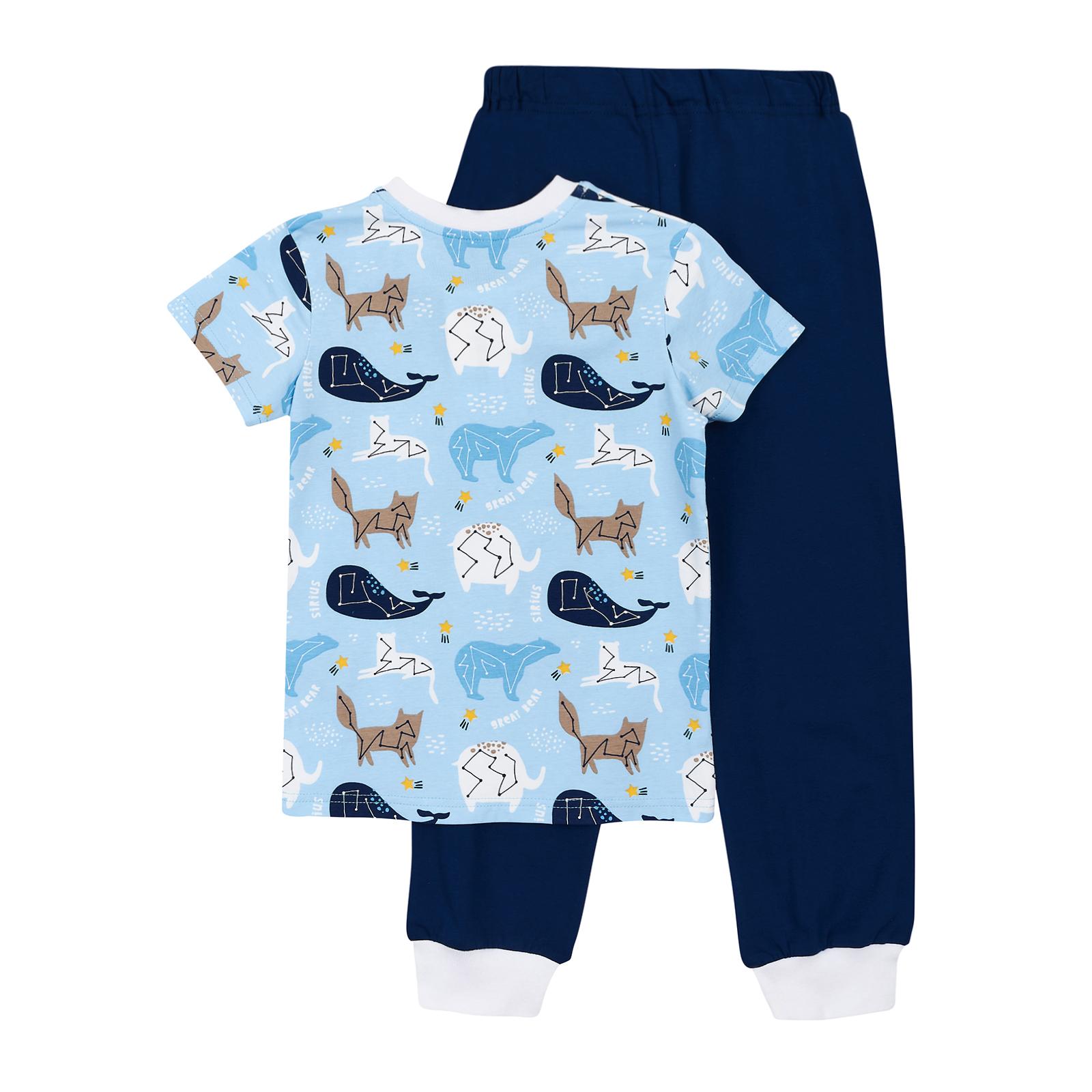 Пижама детские Garnamama модель 2EI~99377-1 , 2017