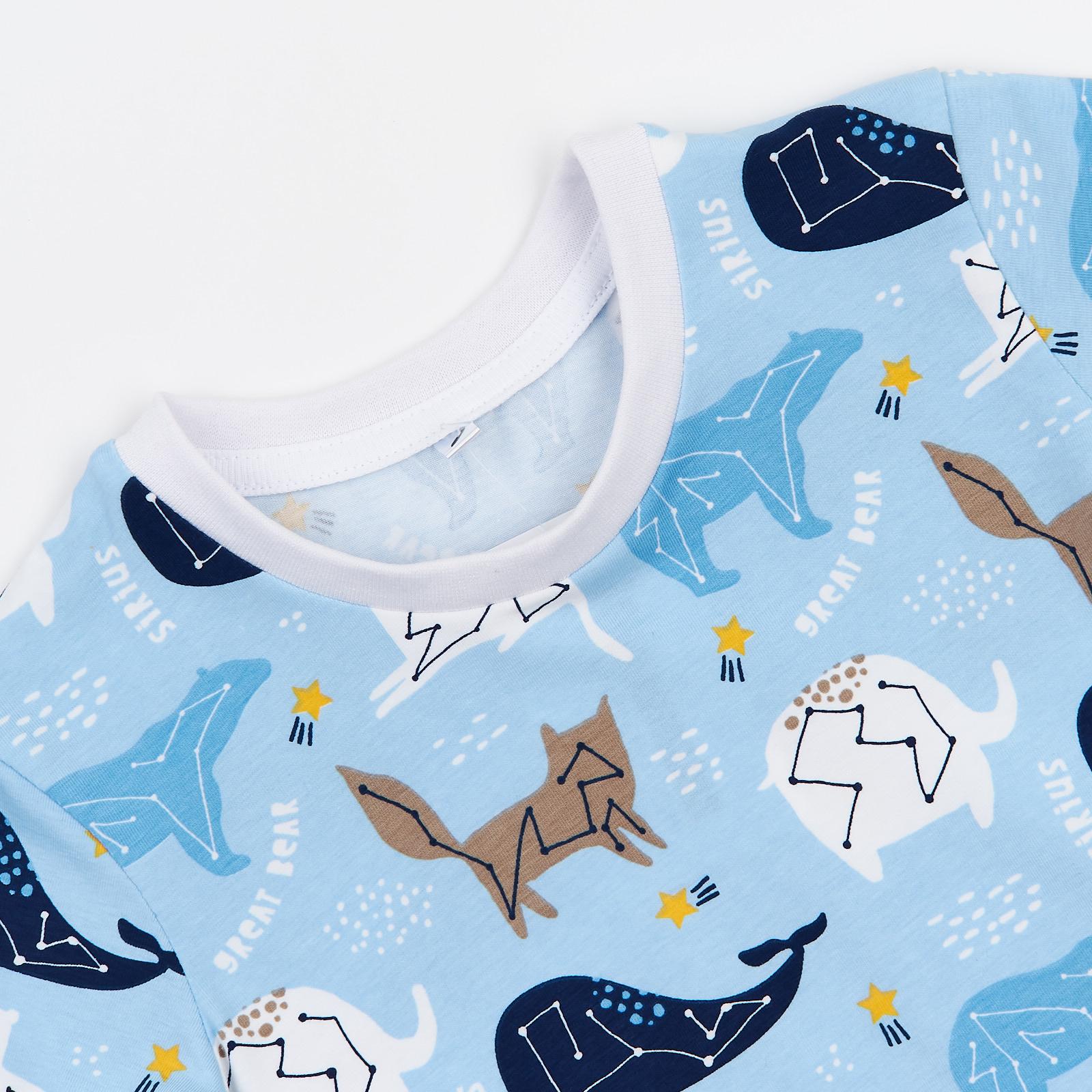 Пижама детские Garnamama модель 2EI~99377-1 приобрести, 2017