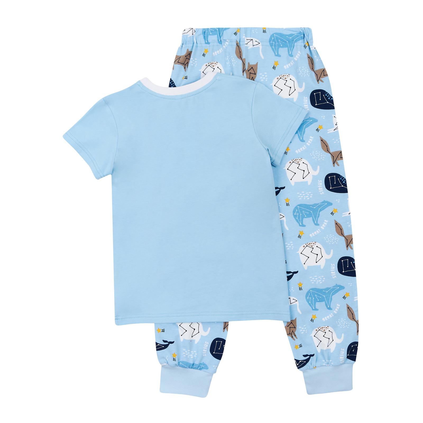 Пижама детские Garnamama модель 2EI~99377-2 , 2017