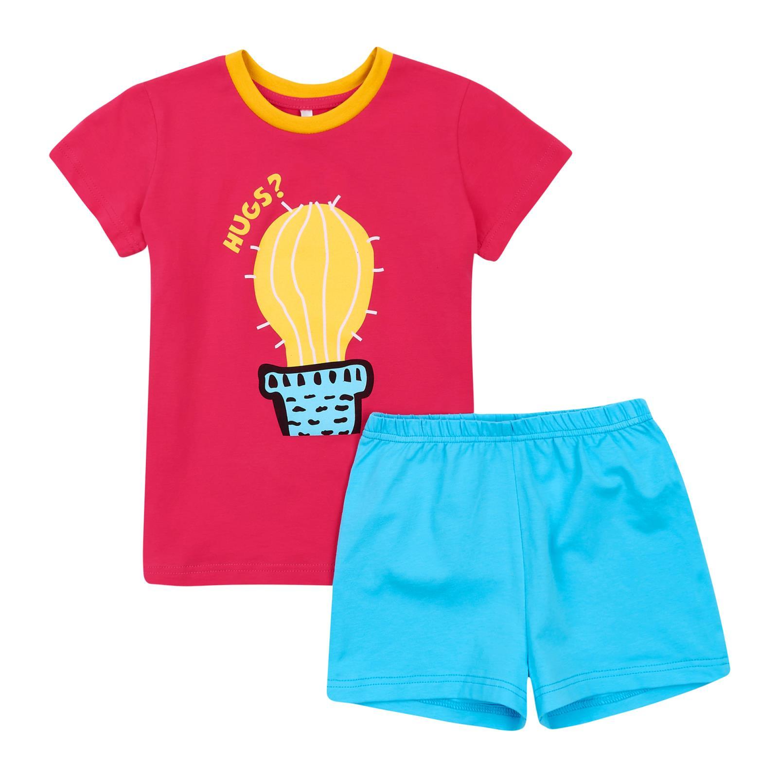 Пижама детская Garnamama модель 2EI~99760-2
