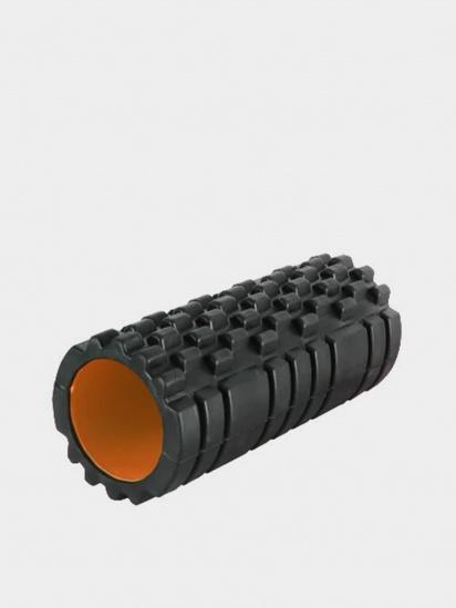 Масажний ролик PowerSystem модель PS-4050_Orange — фото - INTERTOP