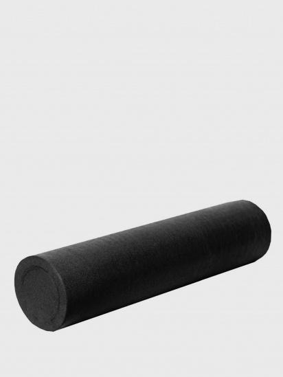 Масажний ролик PowerPlay модель PP_4021_60*15_Black — фото - INTERTOP