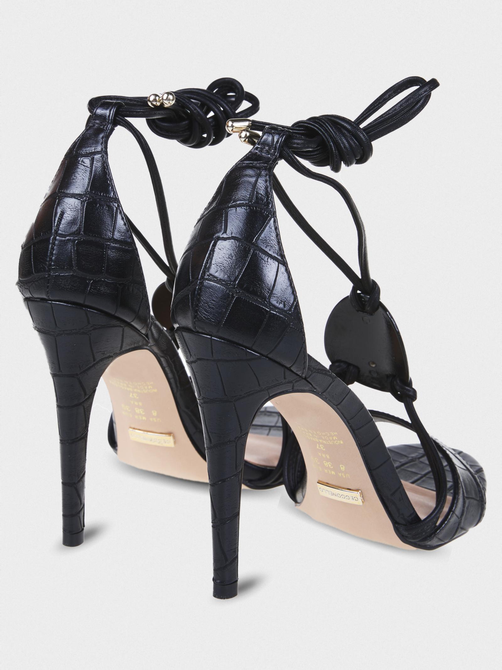 Босоніжки  жіночі Cecconello 1442005 модне взуття, 2017
