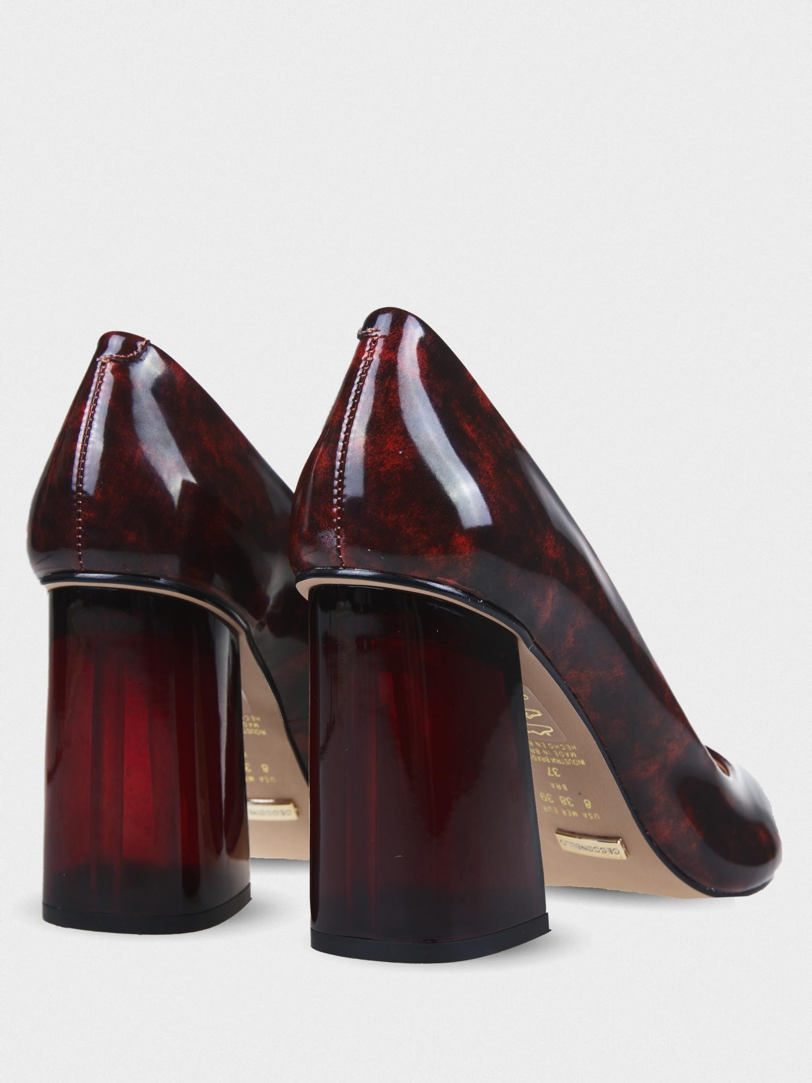 Туфлі  для жінок Cecconello 1468001 вартість, 2017