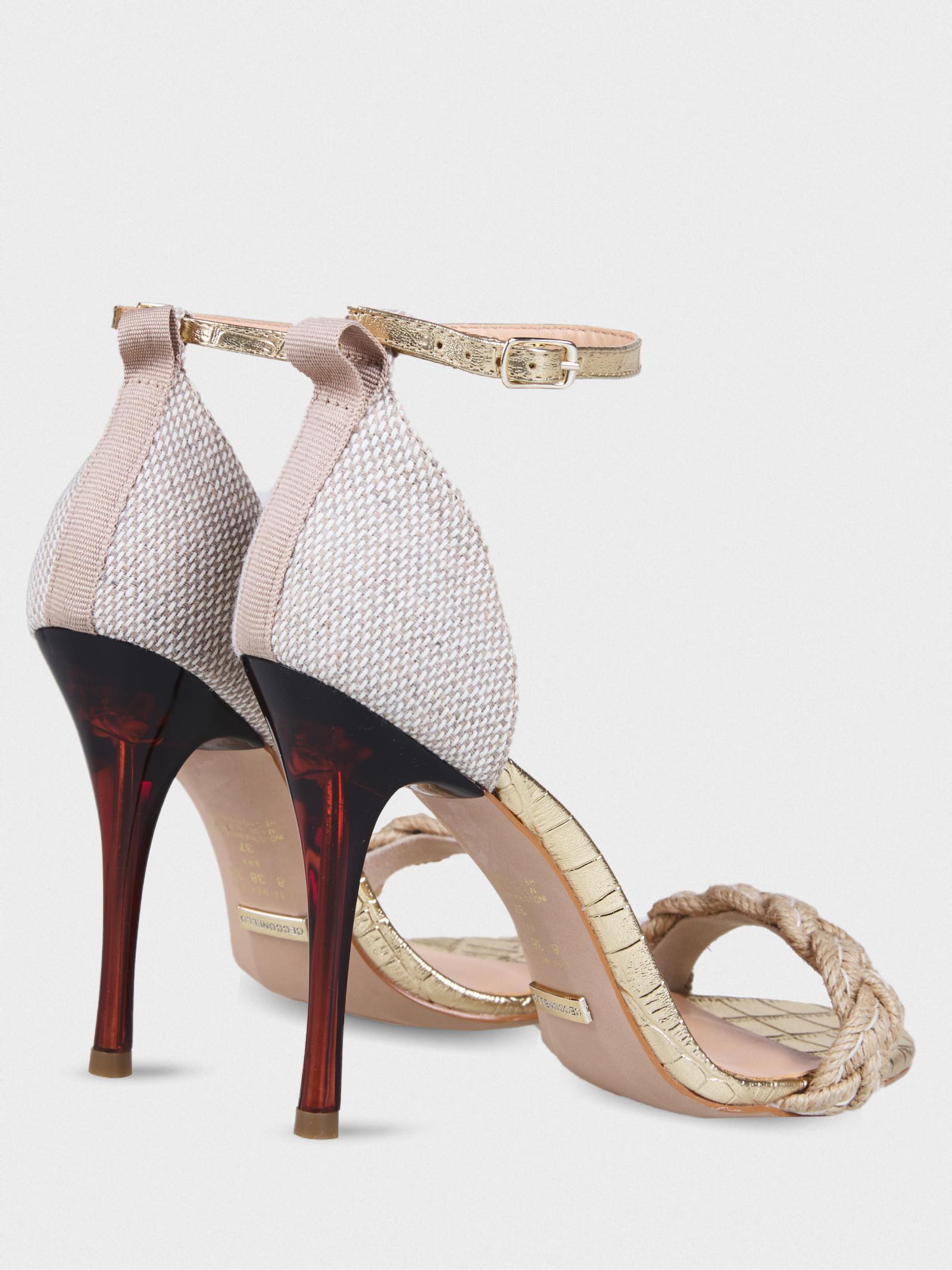 Босоніжки  для жінок Cecconello 1442009 1442009 продаж, 2017