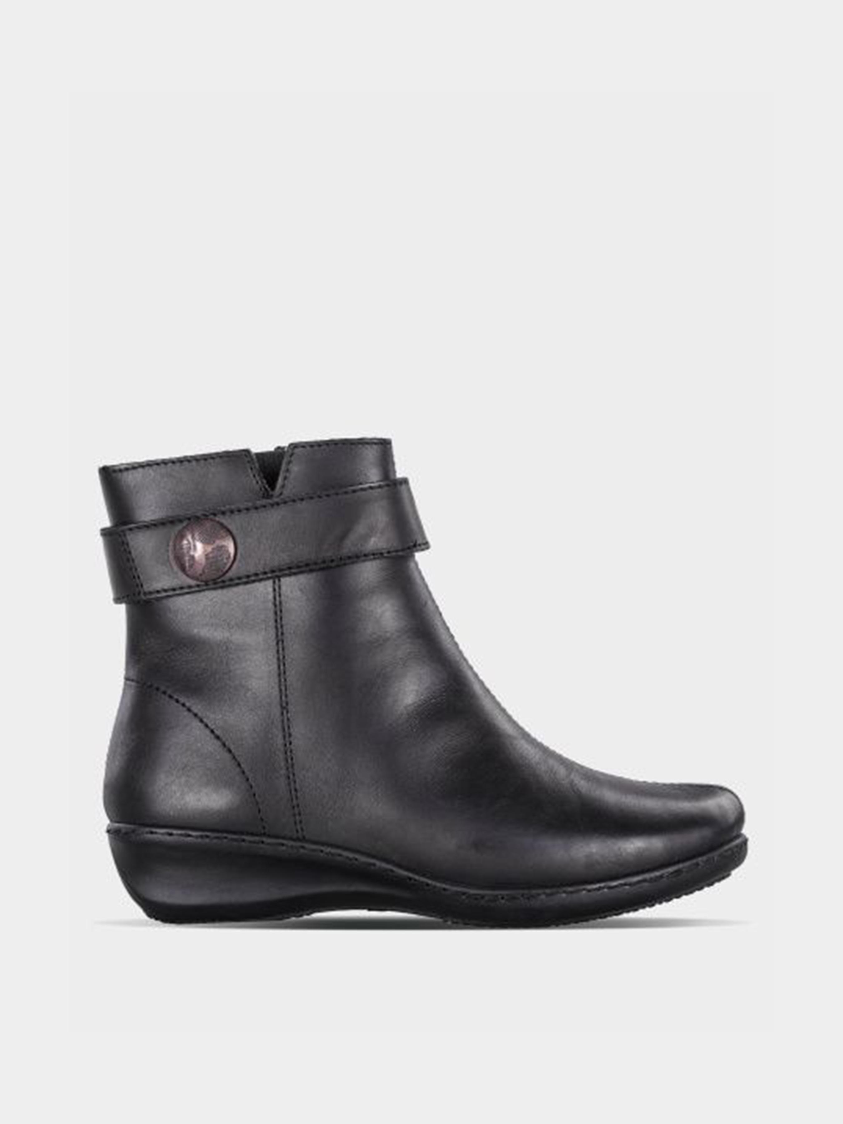 Ботинки для женщин Braska 2S55 примерка, 2017