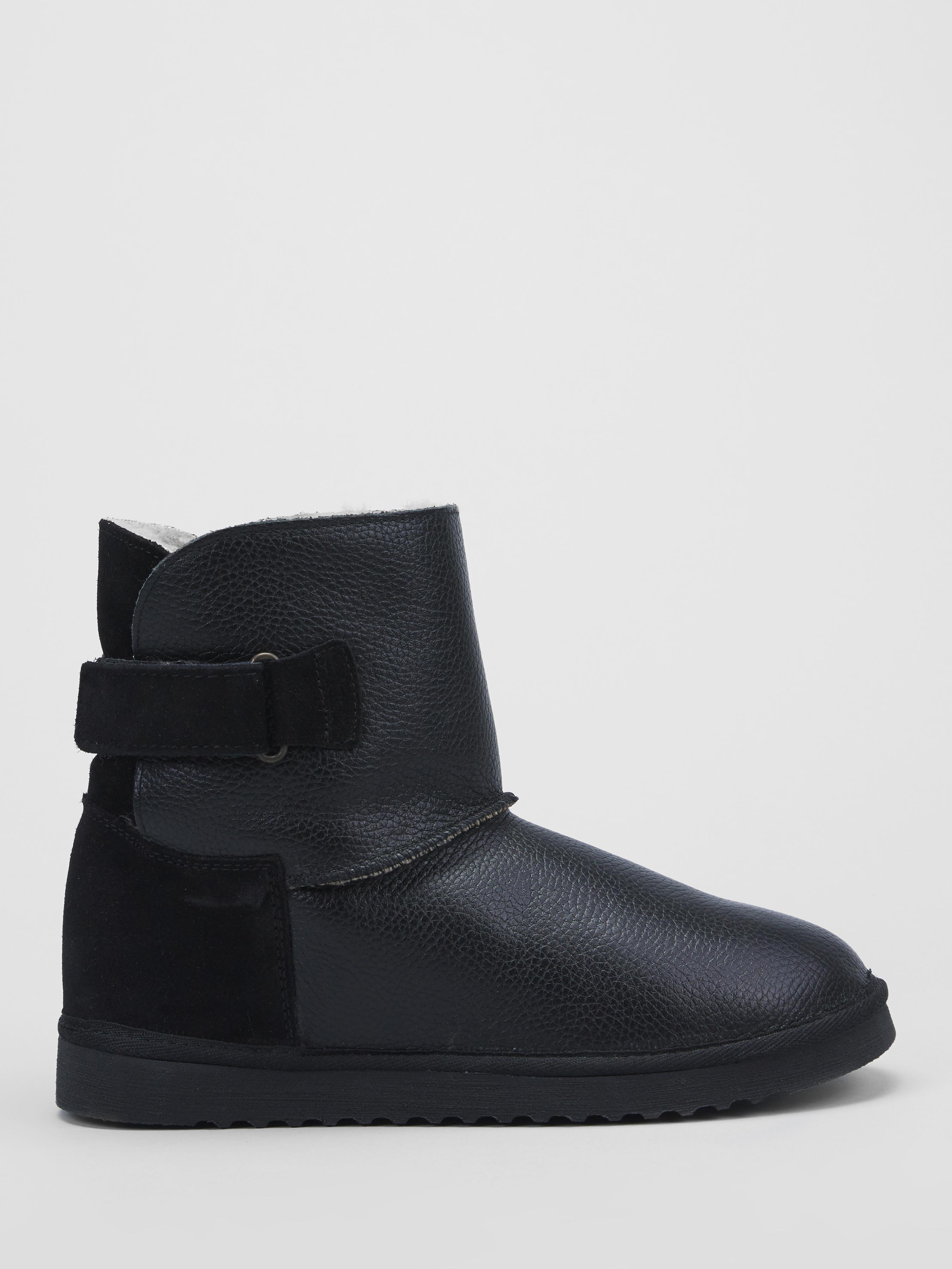 Ботинки для женщин Braska 2S58 примерка, 2017