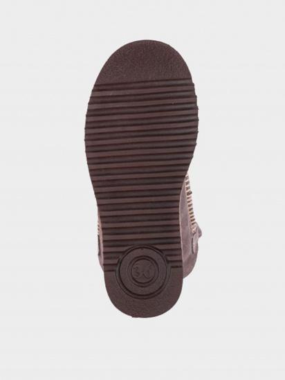 Ботинки для женщин Braska 2S72 брендовые, 2017