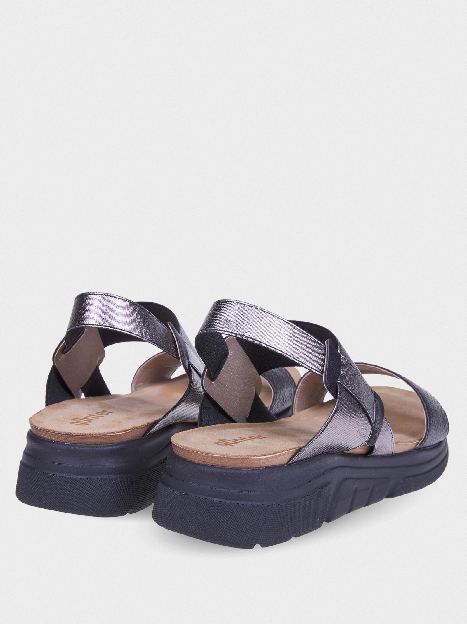 Сандалі  для жінок Gunter BD-7C розмірна сітка взуття, 2017