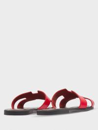 Шльопанці  для жінок Braska VH-1U-01 red розміри взуття, 2017