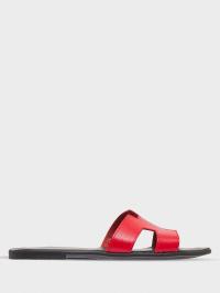 Шльопанці  для жінок Braska VH-1U-01 red купити взуття, 2017
