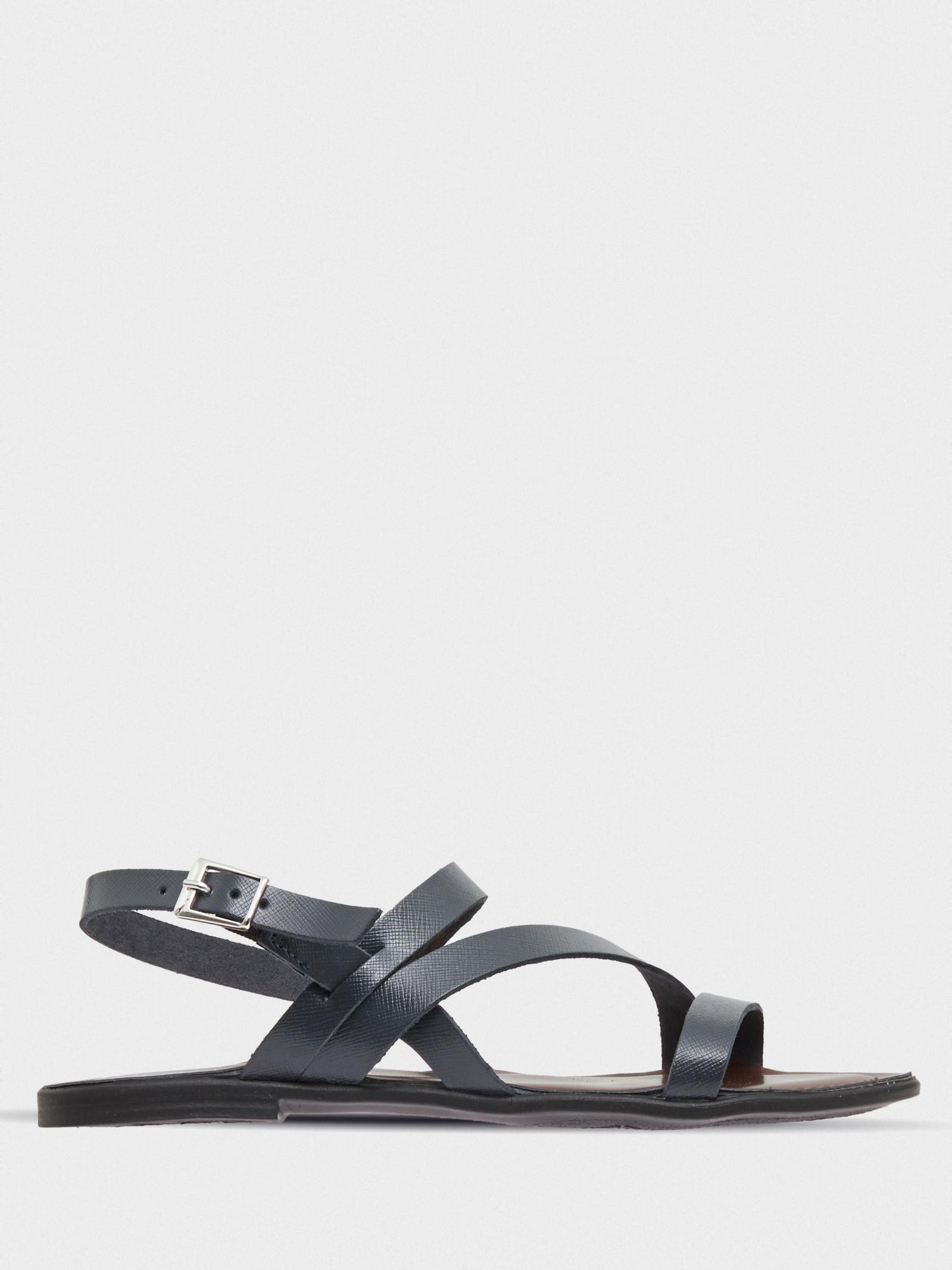 Сандалии для женщин Braska VH-3U-02 black брендовая обувь, 2017