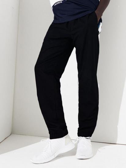 Спортивні штани Lacoste модель XH86053SP — фото - INTERTOP