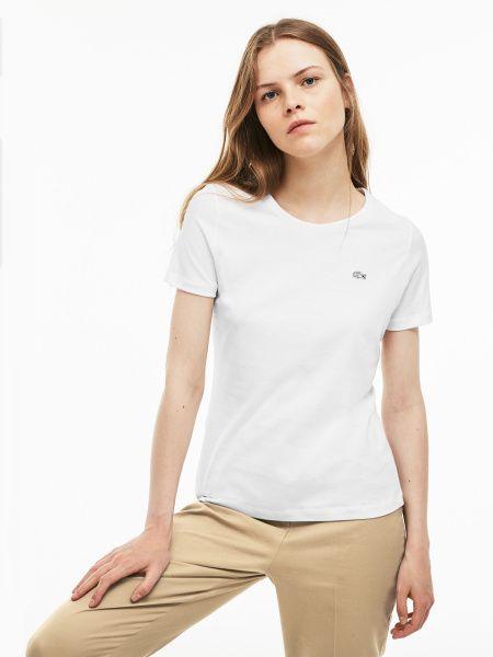 Купить Футболка женские модель 2Y12, Lacoste, Белый