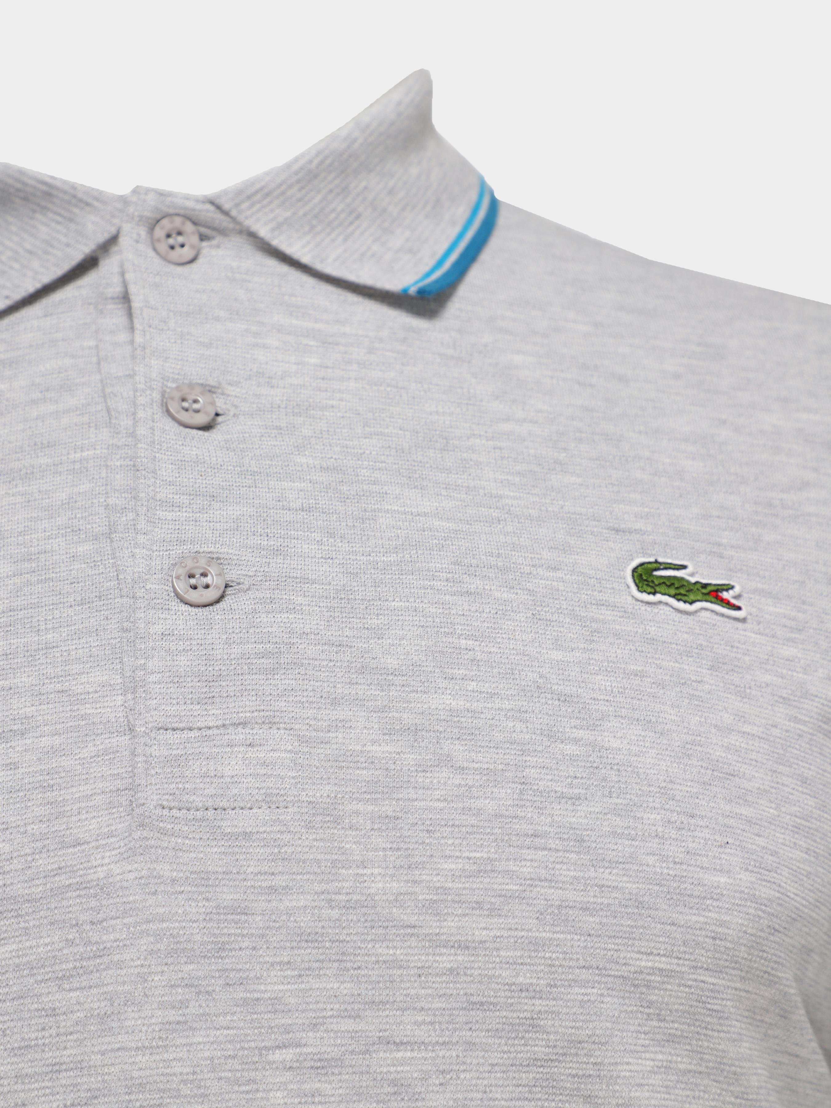 Поло мужские Lacoste модель 2Y144 купить, 2017