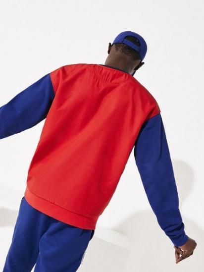 Кофты и свитера мужские Lacoste модель SH164140F характеристики, 2017