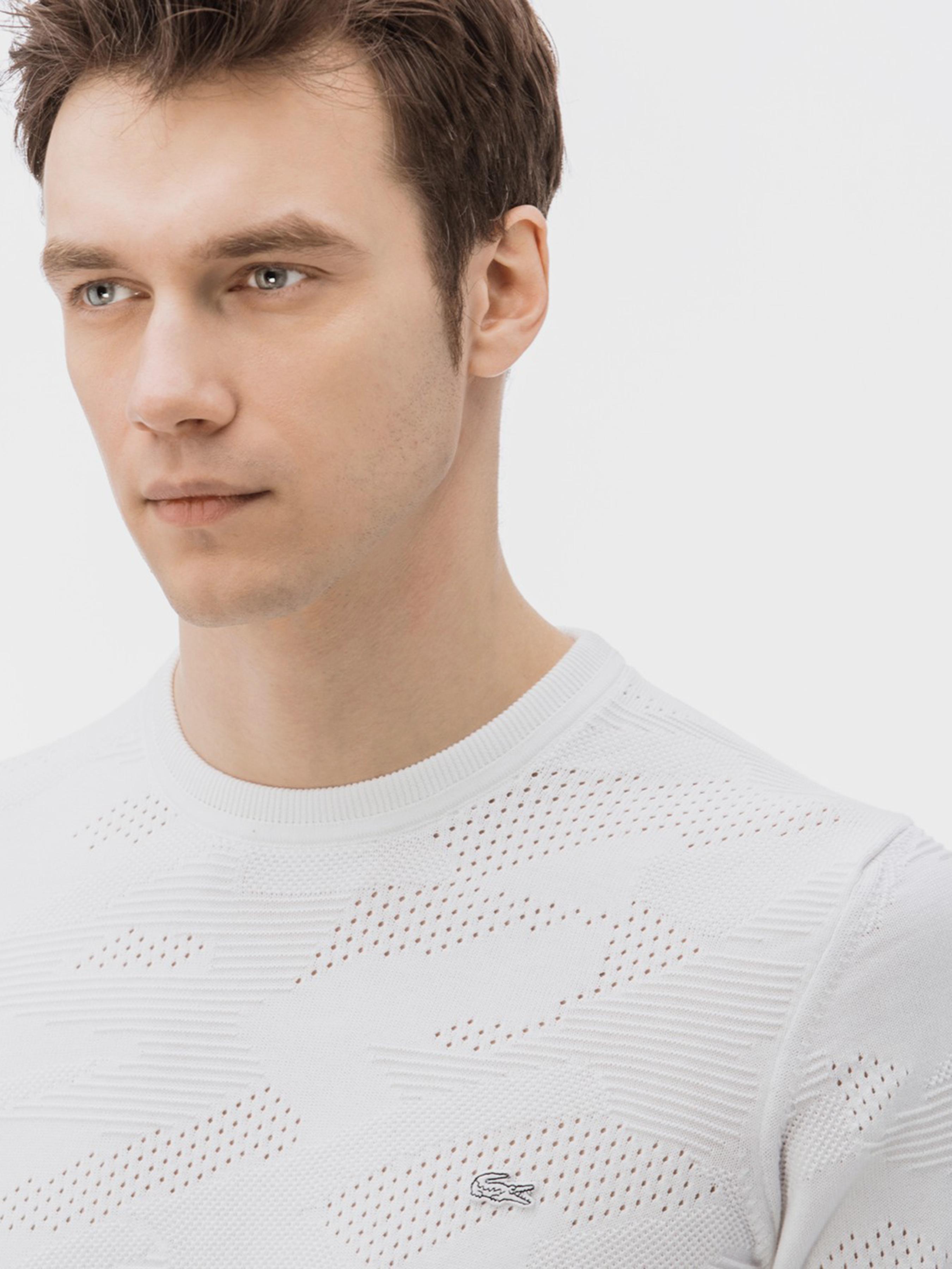 Свитер мужские Lacoste модель 2Y16 , 2017
