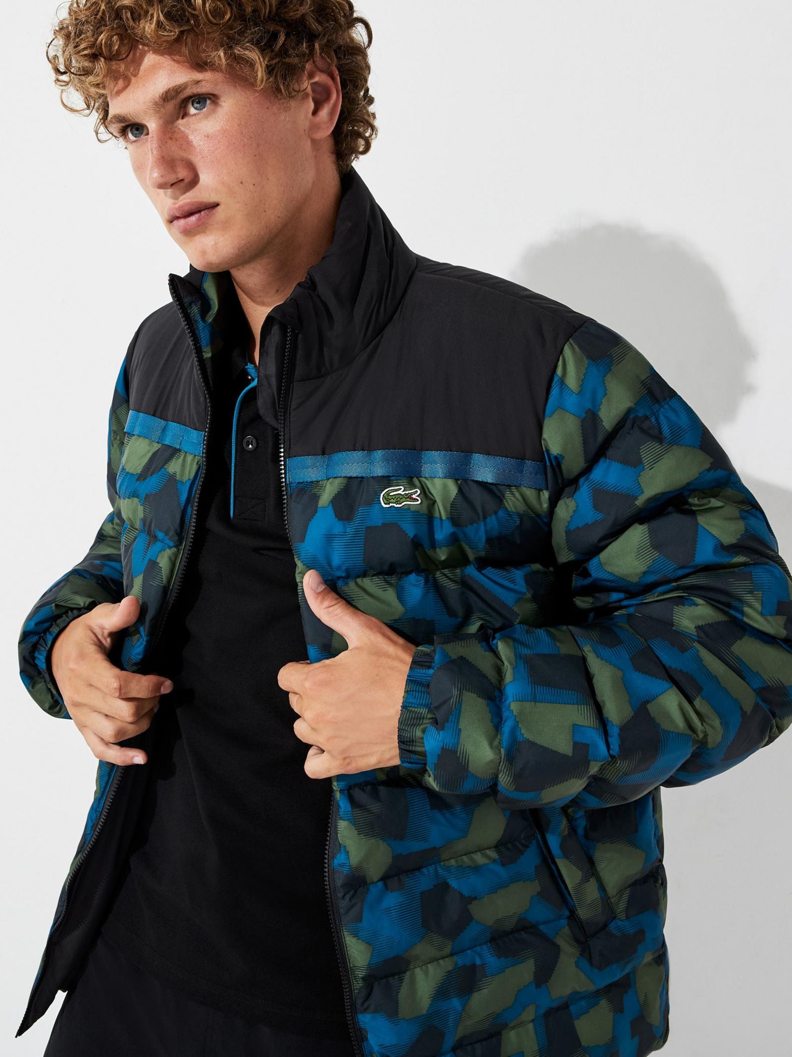 Куртка мужские Lacoste модель 2Y171 , 2017