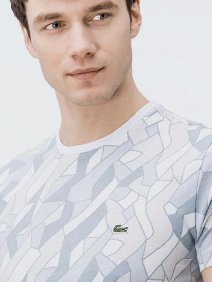 Футболка мужские Lacoste модель 2Y27 купить, 2017