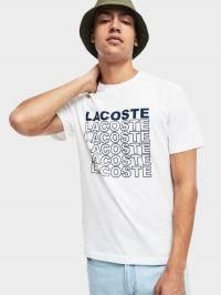 Lacoste Футболка чоловічі модель TH4237001 якість, 2017