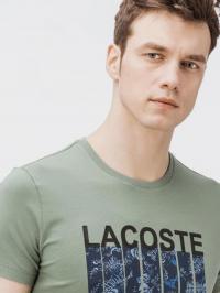 Lacoste Футболка чоловічі модель TH091010Y ціна, 2017