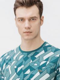 Футболка мужские Lacoste модель 2Y45 купить, 2017
