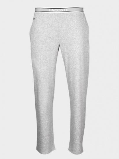 Спортивні штани Lacoste модель URAM6109010 — фото - INTERTOP