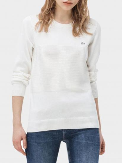 Кофты и свитера женские Lacoste модель SF090404K , 2017