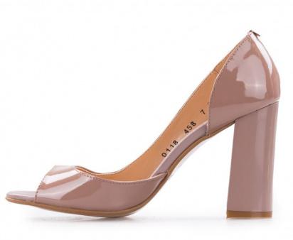 Туфлі на підборахтуфлі на підборах GAMA модель 458 — фото 2 - INTERTOP