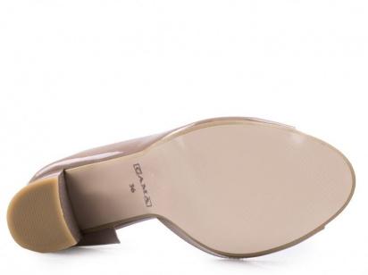 Туфлі на підборахтуфлі на підборах GAMA модель 458 — фото 3 - INTERTOP