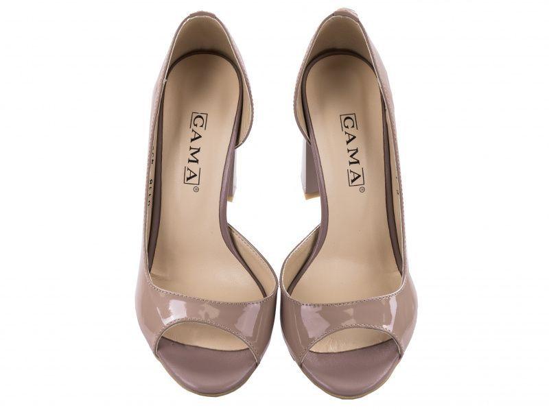 Туфли для женщин GAMA 2Z12 брендовые, 2017