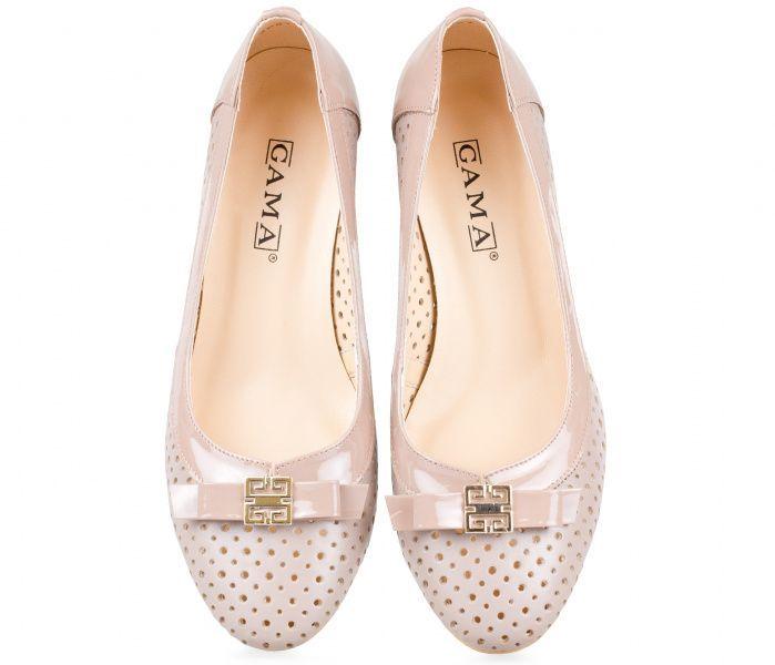 Туфли для женщин GAMA 2Z15 брендовые, 2017